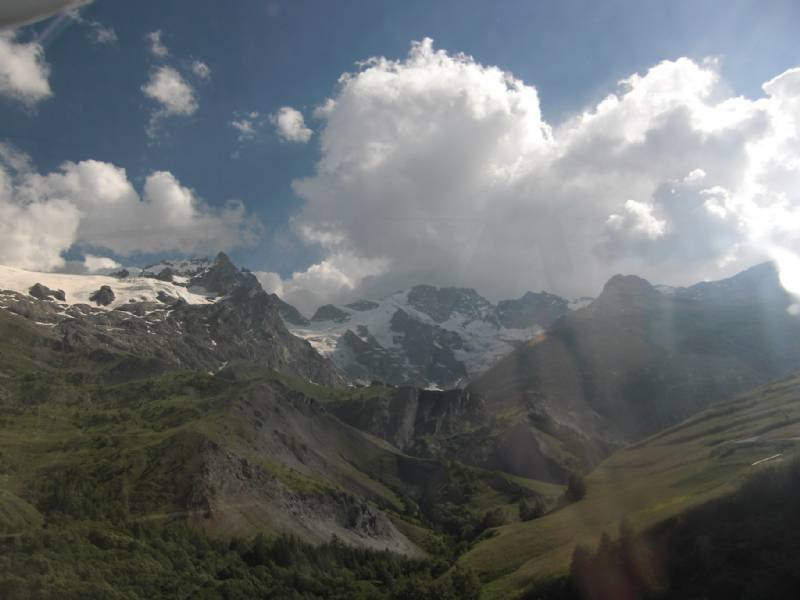 Foto: Alpes italianos