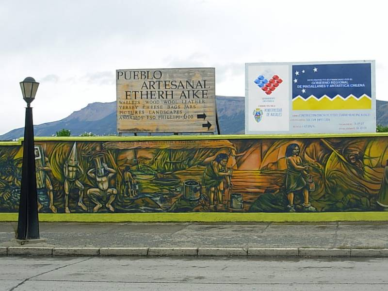 Foto: PUERTO NATALES,PATAGONIA CHILE