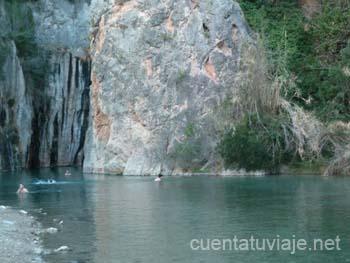 Fuente de los Baños, Montanejos.