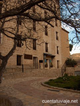 Hotel Arabia, Albarracin (Teruel)