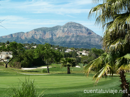 Golf en la Costa Blanca, Alicante.