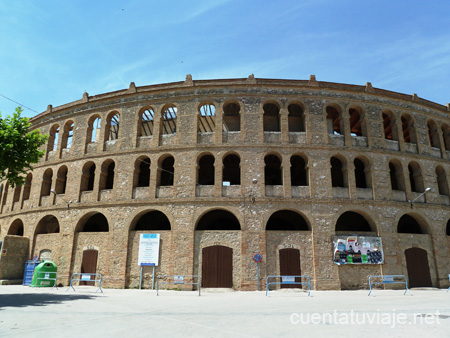 Plaza de Toros de Requena